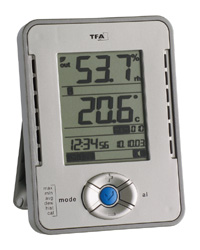 THERMO-HYGROMETER with data logger