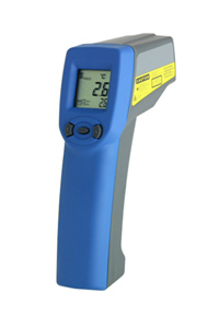 Infrared thermometer with laser sighting ScanTemp 385